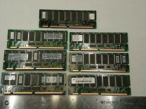 1Gb (2x512MB set) of REGISTERED 512MB PC-133 (PC133R) RAM