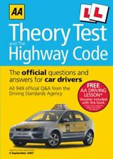 AA Theory Test and the Highway Code: The Official Questions and Answers for Car