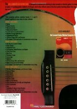 Hal Leonard Guitar Method, Complete Edition: Books & CDs 1, 2 and 3