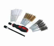 Neilsen 20pc Wire Brush Cleaning Kit CT3863