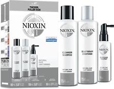 NIOXIN System 1 Starter Kit S,150ml,C,150ml,T.100ml)