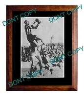 RON TODD COLLINGWOOD FC GREAT LARGE A3 SPECKY PRINT 3