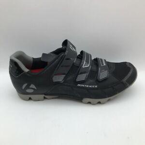 Bontrager Mens Evoke MTB Mountain Cycling Shoes Black 435849 2 Bolt Low Top 9 M