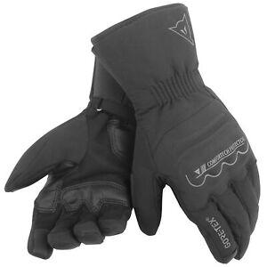 Dainese Freeland Gore-Tex Waterproof Motorcycle Bike Riding Gloves