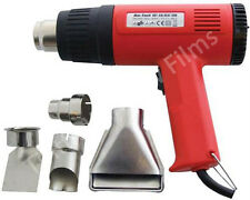 AM TECH HEAT GUN WINDOW TINTING TINT FILM FITTING TOOL - TF250