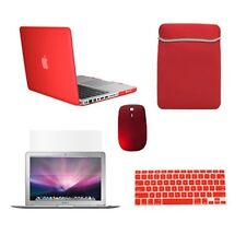 "Rubberized See Thru Hard Case Cover for Macbook Pro 15"" with or without Retina"