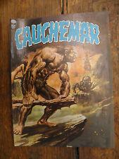 Cauchemar n° 3  bandes dessinées pour adultes 1972