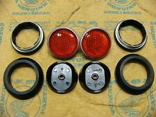 Honda CB 750 Four K0 K1 Anbauteile für Lampenhalter Original neu