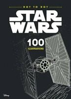 Star Wars Dot to Dot 9781405284738 (Paperback, 2016)- New