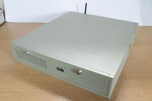 INDUSTRIAL RACK MOUNTED PC With combo floppy / cd drive & 2x 40gb HDD