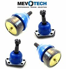For Buick Cadillac Front Lower & Upper Ball Joints Kit Mevotech MK5208 MK6145T