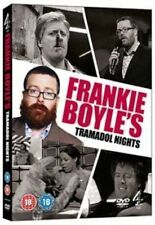 Frankie Boyle Tramadol Nights 6867441037699 DVD Region 2