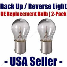 Reverse/Back Up Light Bulb 2pk - Fits Listed Jeep Vehicles - 1073