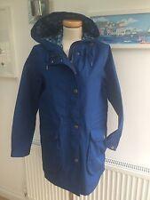 Seasalt Mizzen Coat - Marine - UK10 EU38 - Sales Sample SAVE!!