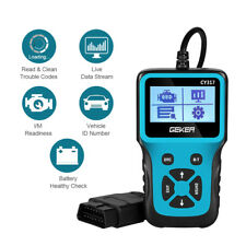 Automotive OBD2 Scanner OBDII Code Reader Car Diagnostic Tool Check Engine Fault