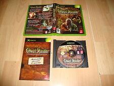 GHOST MASTER THE GRAVENVILLE CHRONICLES PARA LA PRIMERA XBOX USADO COMPLETO