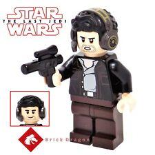 LEGO STAR WARS-POE dameron con Headset * Nuovo * Dal Set 75202