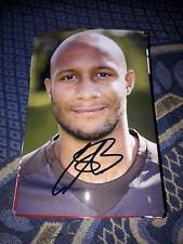 Signiertes Foto Christopher Avevor FC St.Pauli NEU MEGA RAR