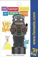 "Irwin Allen's B-9 Robot from Lost in Space FanSetsâ""¢ Pin"