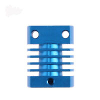 27*22*12mm Aluminum Heat Sink Cooling Blocks For 3D Printer Extruder MK10