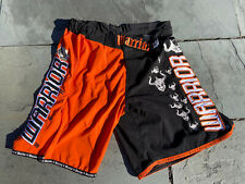 Mens Sz 32 Warrior International Shorts Sz 32 Jiu-jitsu, Wrestling, Mma