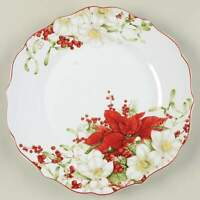 222 Fifth WINTER HARMONY Dinner Plate 10081898