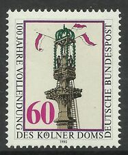WEST GERMANY. 1980. Completion of Cologne Cathedral Centenary Commem. SG: 1937.