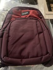 dakine campus m 25l backpack insulated cooler pocket garnet shadow