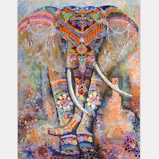 Indian Tapestry Wall Hanging Mandala Hippie Ethnic Elephant Bedspread Throw Art