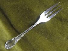 fourchette à gateaux métal argenté christofle marly (pastry fork) CN