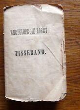 Tissage Manuel Roret du TISSERAND Procédés et machines 1862