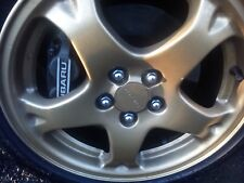 GC8 GF8 OEM Subaru Impreza WRX STi JDM wheel lug nut