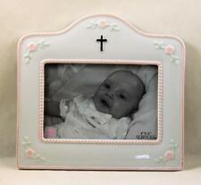 """Russ Berrie Small Blessings Photo Frame 4"""" x 6"""" Photo Baby Nursery"""