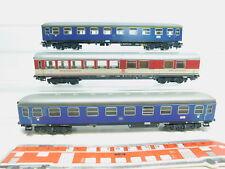 BM343-1 #3x Märklin H0/Ac Tin Cars etc. Db: Aüm 202+ Wrümh + A4üm