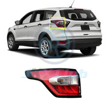 For Ford Escape Kuga 2017 18 2019 Left Driver Outer Sid Tail Light  Brake Lamp o