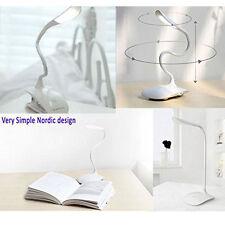 Led Light Desk Table Lamp Touch Sensor Control 3 Level Brightness Rechargeable