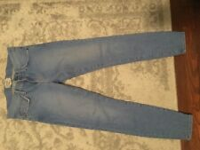 CURRENT/ELLIOTT THE STILETTO SKINNY JEAN sz 27 chester blue