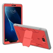 Poetic【Revolution】Shockproof Protector Case For Samsung Galaxy Tab A 10.1 Pink