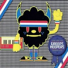 GREENSKEEPERS - LIVE LIKE YOU WANNA LIVE (New & Sealed) CD Dance OM Records