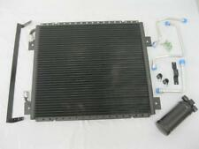 """1939 1940 Ford Air Conditioning Condenser Kit w/ Drier and Hard Lines 17"""" x 19"""""""