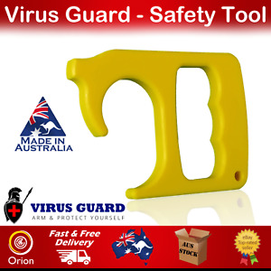 Virus Guard Contactless Door Opener & Keypad Button Hygienic EDC PPE SafetyTool
