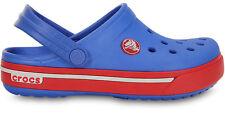 Crocs Kids Crocband  II.5 Shoes Clogs - New Genuine Crocs for Boys Girls 2.5