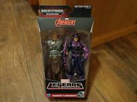 2015 HASBRO--MARVEL LEGENDS INFINITE SERIES--AVENGERS HAWKEYE FIGURE (NEW)