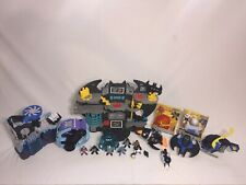 Imaginext  Batman DC Super Friends Mr Freeze Headquarters Batcave ARCTIC  LOT
