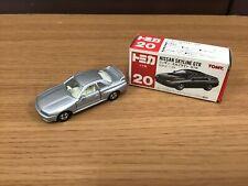 Y0123 TOMICA Skyline GTR Red Box Takara Tomy Vintage Mini Auto Von Japan Selten