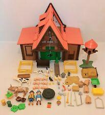 Granja animales medieval Playmobil