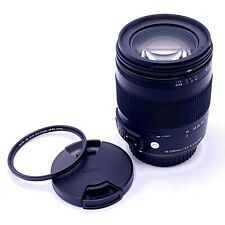 Sigma DC 18-200mm f/3.5-6.3 Macro OS HSM Contemporary Lens for Canon EF Mount