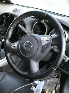 NISSAN JUKE F15 STEERING WHEEL GENUINE USED 2011 - 2019