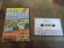 Jeu Amstrad CPC 464 - TENNIS 3D - Loriciels