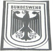 West Germany Bundeswehr Cloth Patch